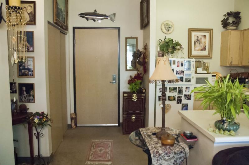 Typical One-Bedroom (Corner Unit)