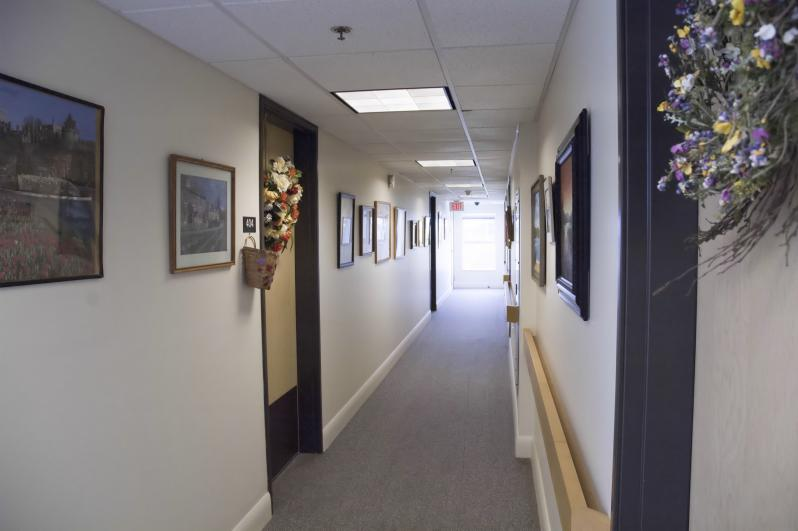 Welcoming Hallways