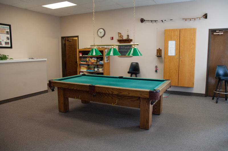 Game/Activity Room