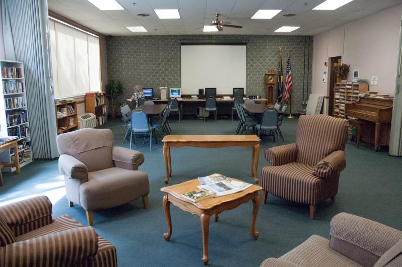 In-House Library/Computer Lab