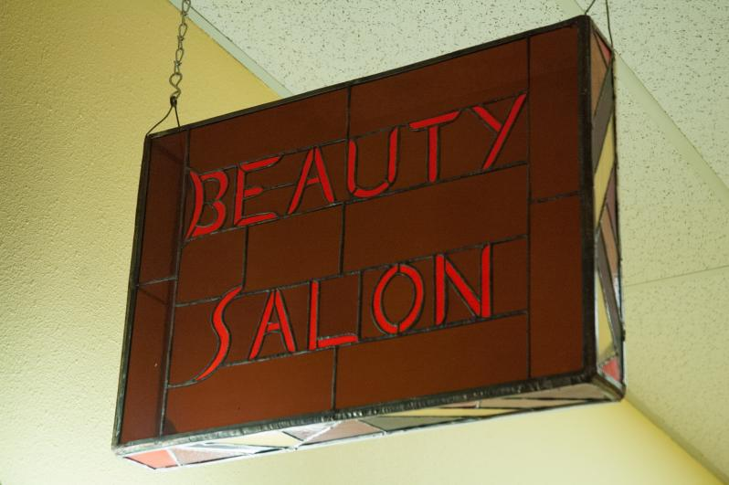 In-House Beauty Salon