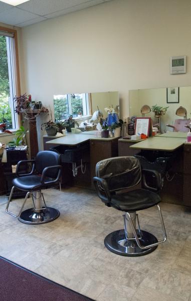 In-House Beauty Salon
