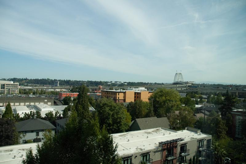 Spectacular views from your apartment