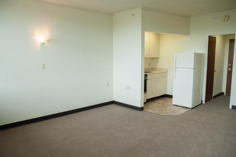 Typical Studio Apartment