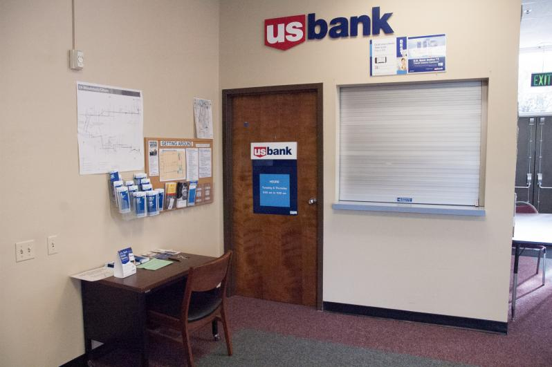 US Bank<br/>In-house for your convenience