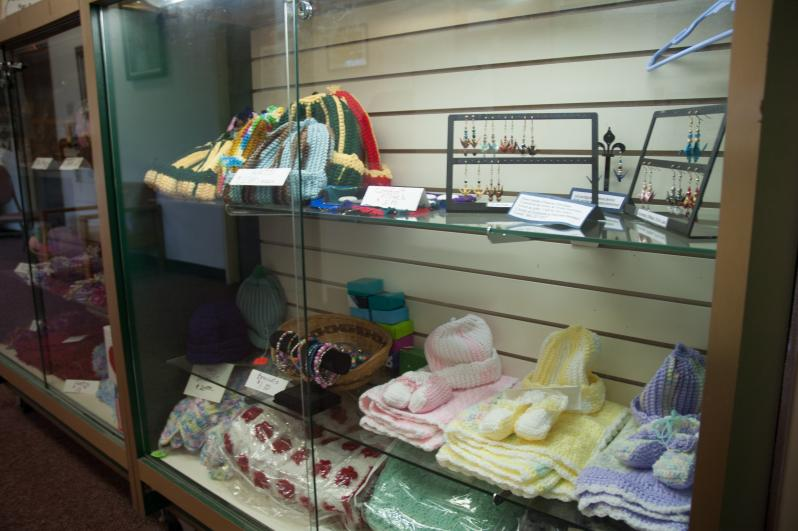 Resident Crafters' Shop